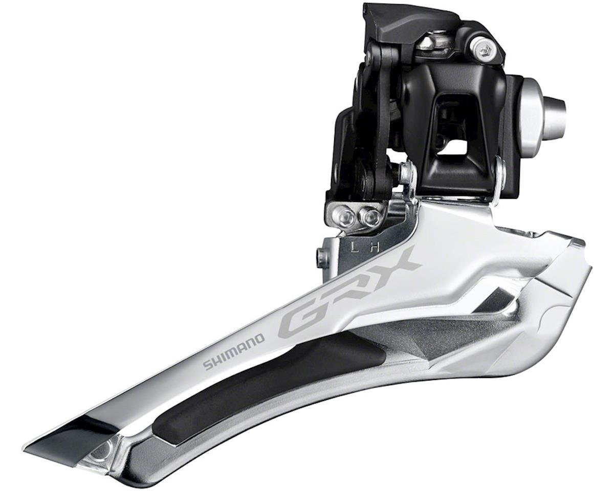 Shimano GRX FD-RX400 2x10-Speed Braze-On Front Derailleur