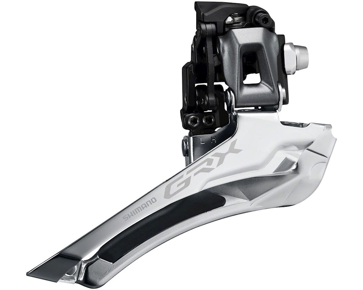 Shimano GRX FD-RX810 2x11-Speed Braze-On Front Derailleur | alsopurchased