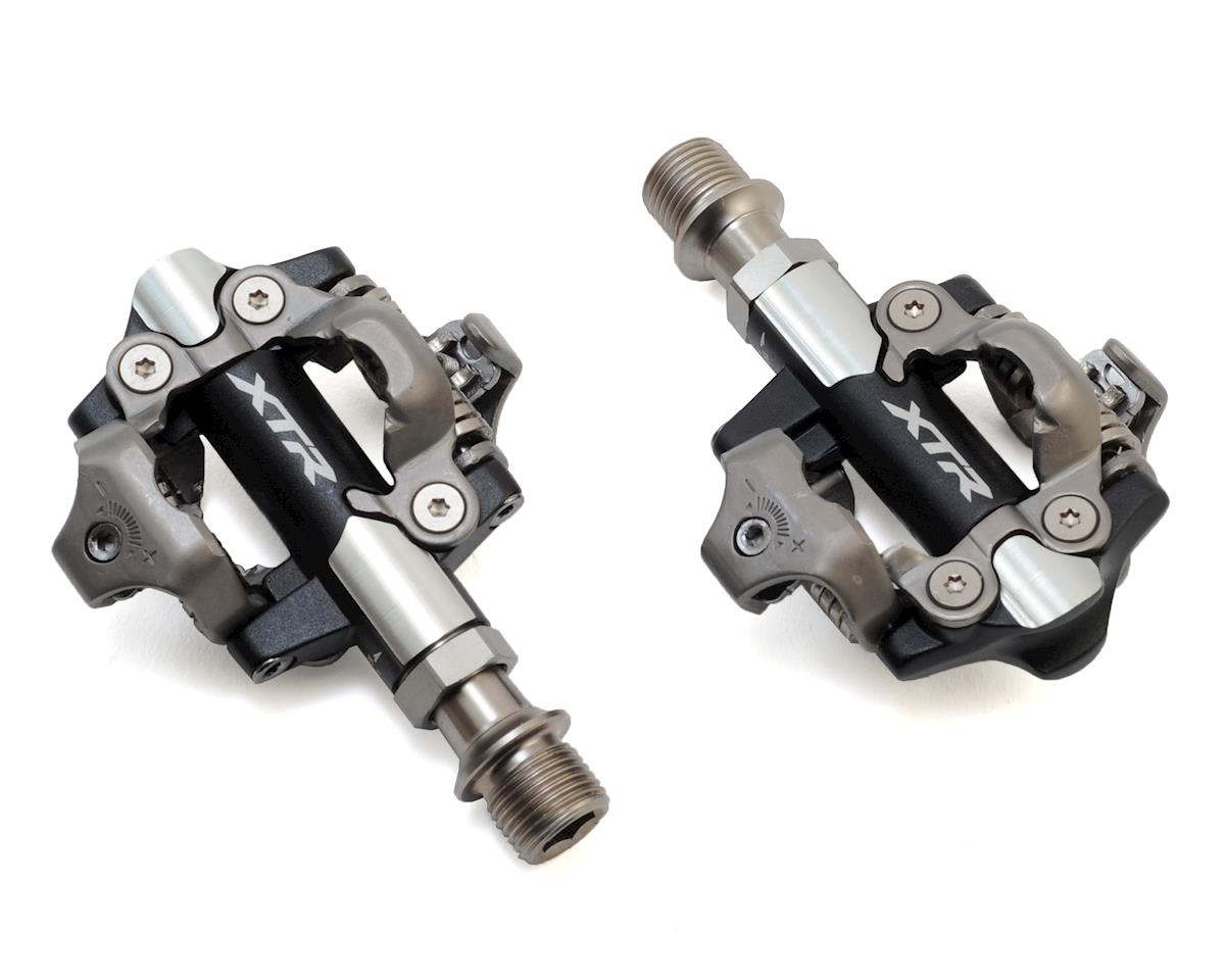 SHIMANO XTR SPD PEDAL-3MM SHORTER AXLE-PD-M9100 BRAND NEW IPDM9100S1