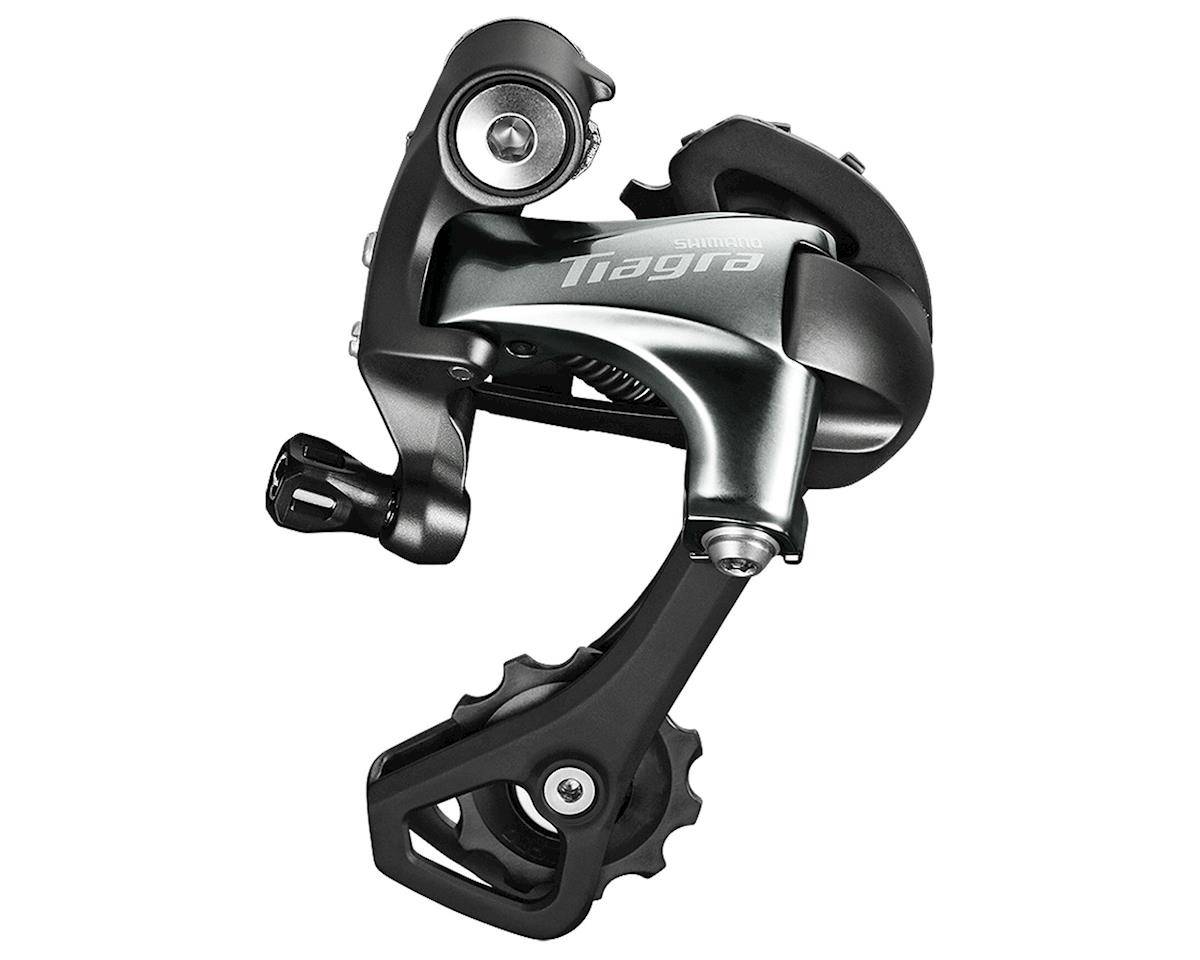 Shimano RD-4700-GS Tiagra 10-Speed Rear Derailleur (Grey)