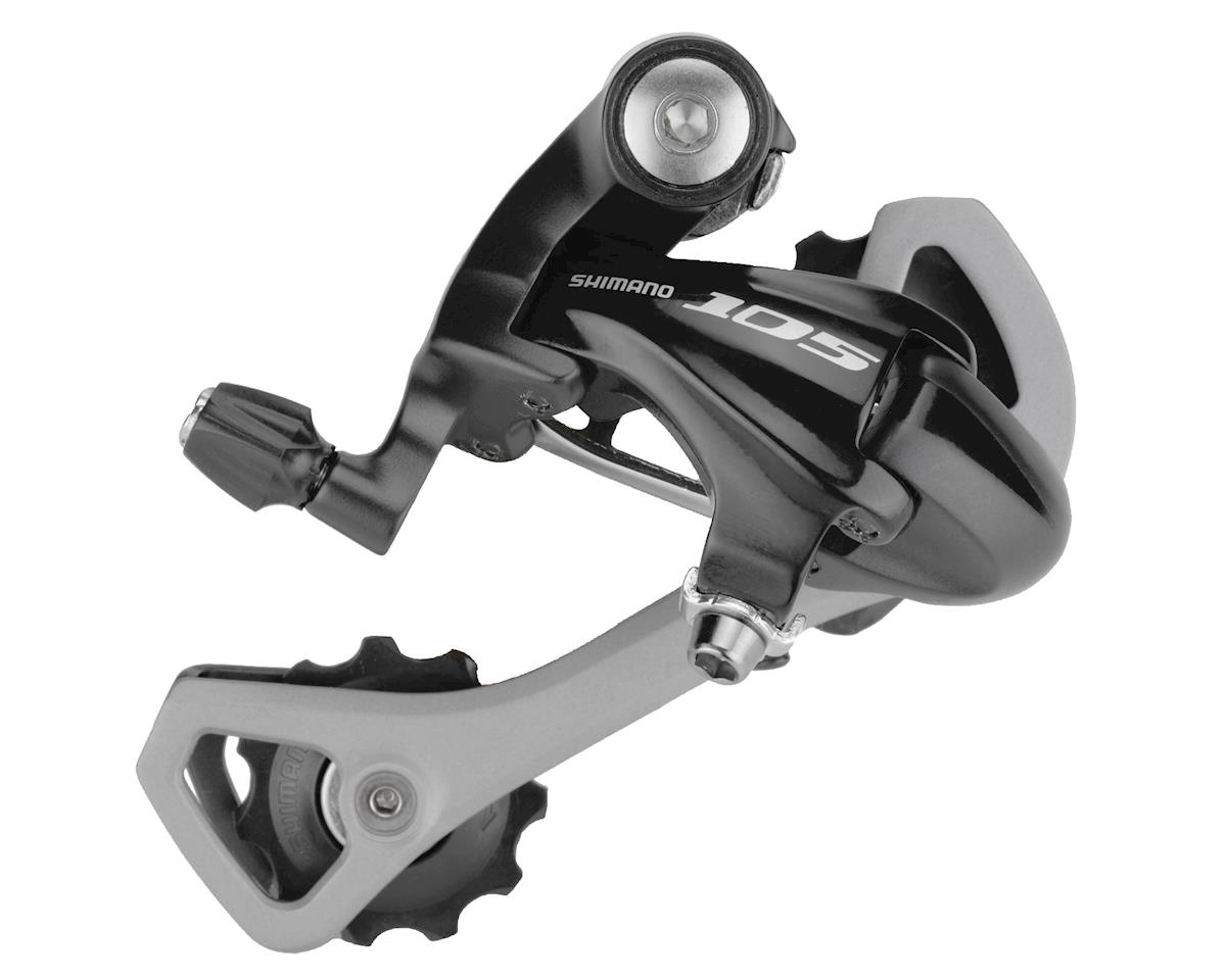 Shimano 105 RD-5701-GS 10-Speed Rear Derailleur (Black) (Medium Cage)