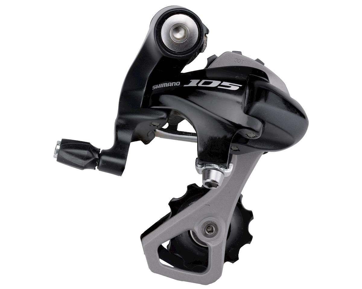 Shimano 105 RD-5701-SS 10-Speed Rear Derailleur (Black) (Short Cage)
