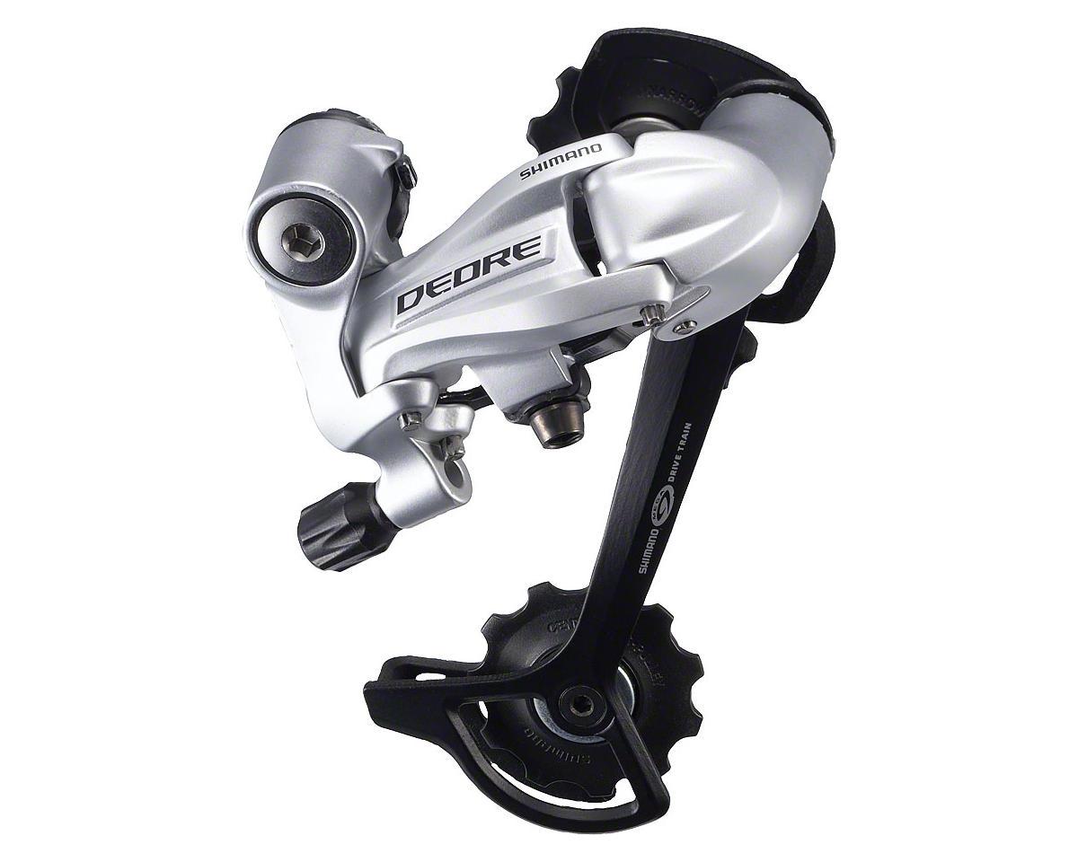 Shimano Deore RD-M591-SGS 9-Speed Rear Derailleur (Silver) (Long Cage)