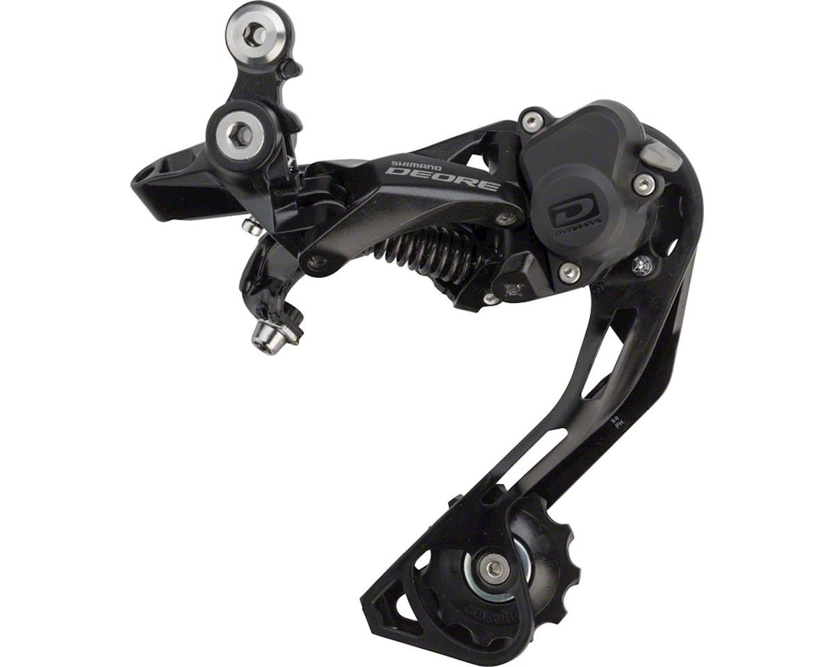 Shimano Deore RD-M6000-SGS Rear Derailleur (Black) (10 Speed) (Long Cage)