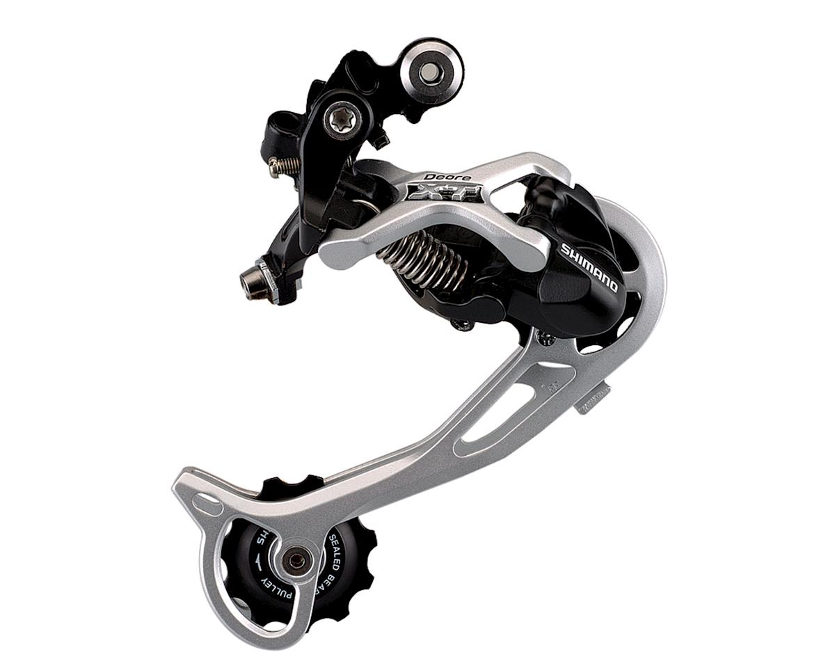 Shimano XT RD-M772-SGS 9-Speed Shadow Rear Derailleur (Long Cage)