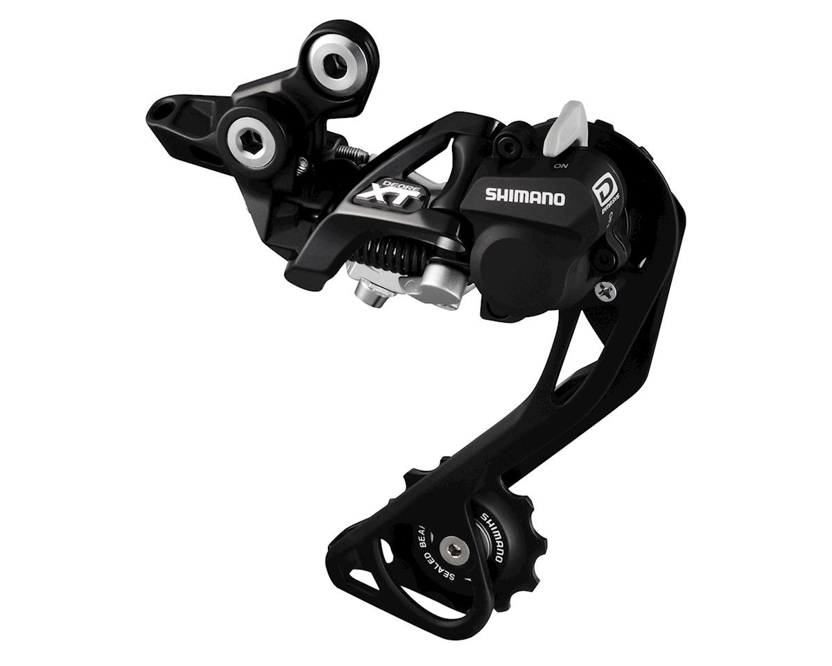 Shimano XT M786 Direct Mount Shadow Plus SGS Long-Cage Rear Derailleur 10 Speed