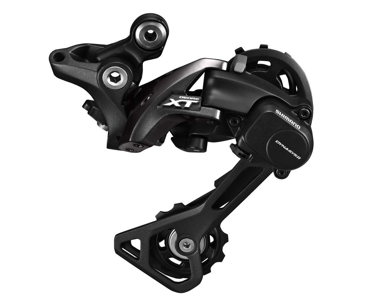 Shimano XT M8000-GS 11-Speed Medium Cage Shadow+ Rear Derailleur | relatedproducts