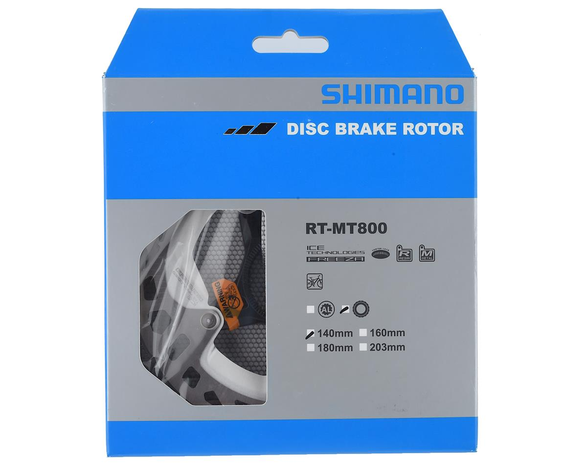 Image 2 for Shimano XT RT-MT800 Disc Rotor w/ External Lockring (Centerlock) (140mm)
