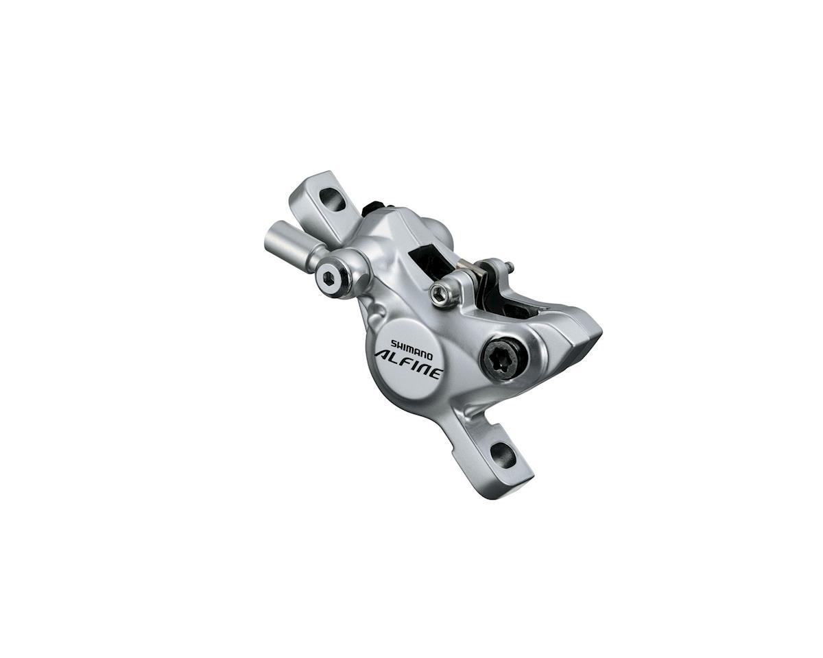 Alfine S700 Hydraulic Disc Brake - Front (Silver)