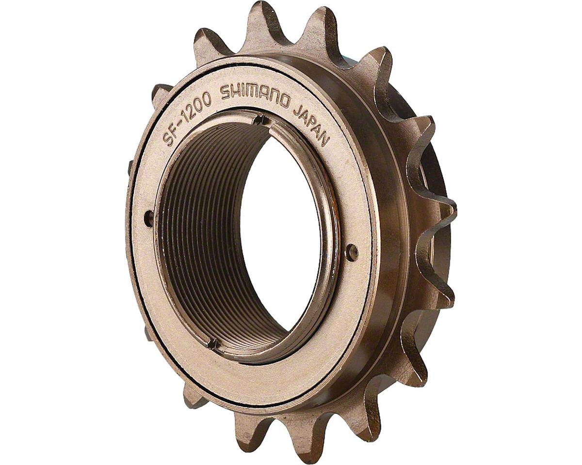 "Shimano SF-1200 Freewheel (Brown) (18T) (for 1/2"" x 1/8"" Chain)"