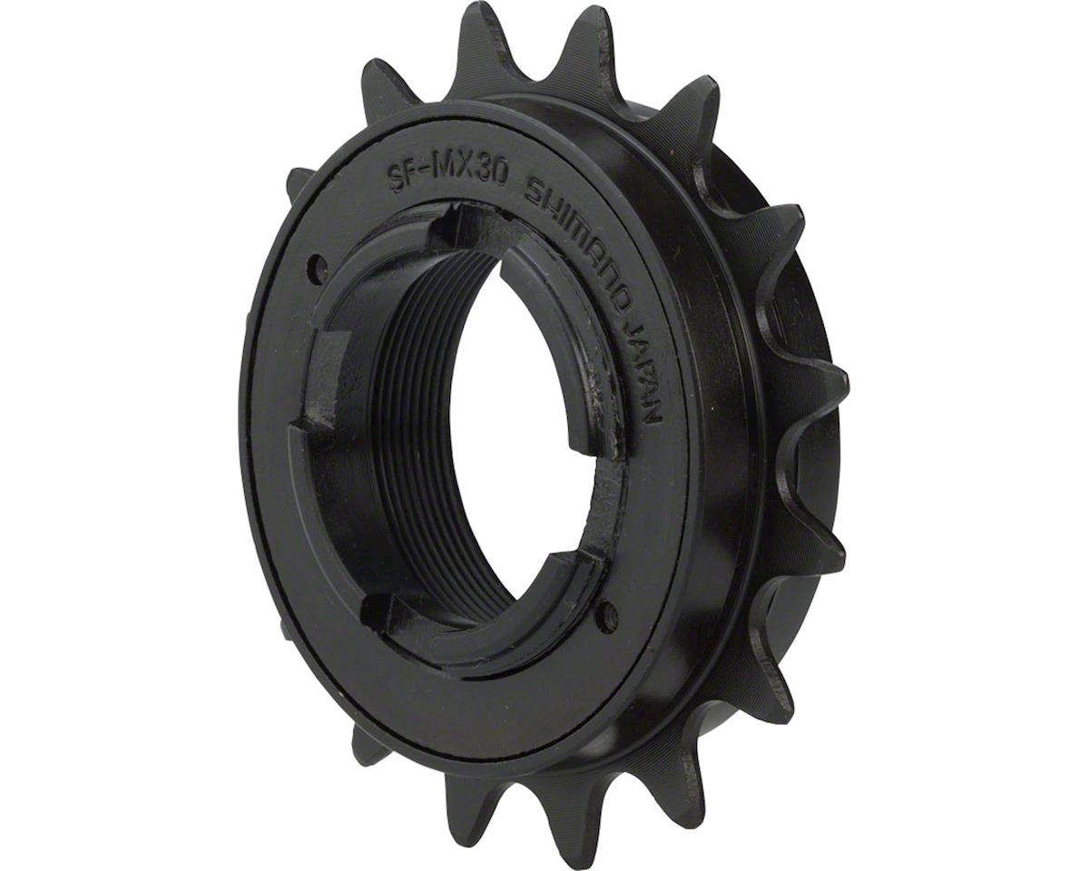 "Shimano MX30 Freewheel (Black) (16T) (for 1/2"" x 3/32"" Chain)"
