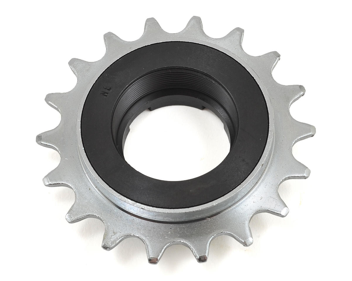 "Shimano MX30 Freewheel For 1/2"" X 3/32"" Chain (Chrome) (18 Tooth)"