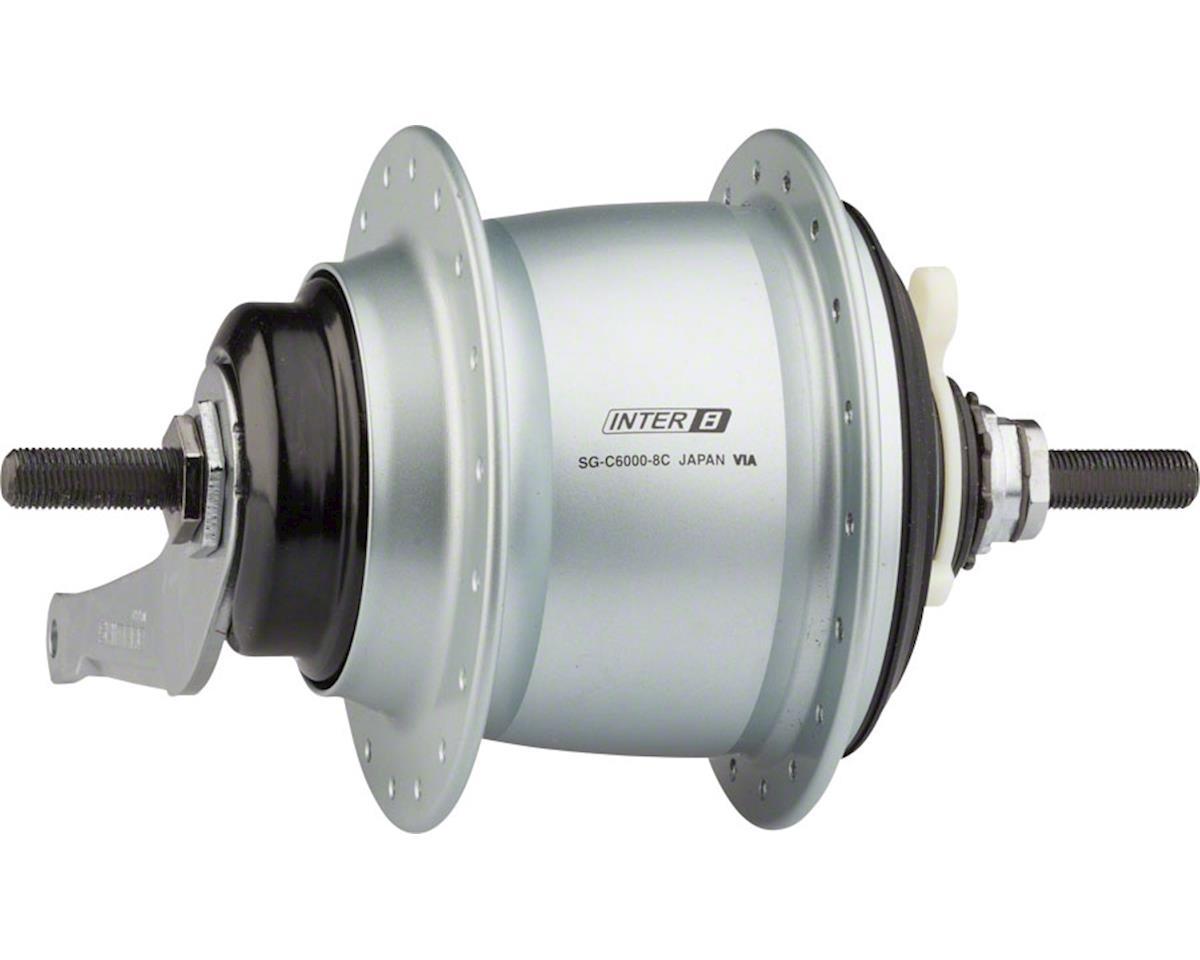 Shimano Nexus SG-C6000-8C Internally Geared Coaster Brake Rear Hub Kit (36H)