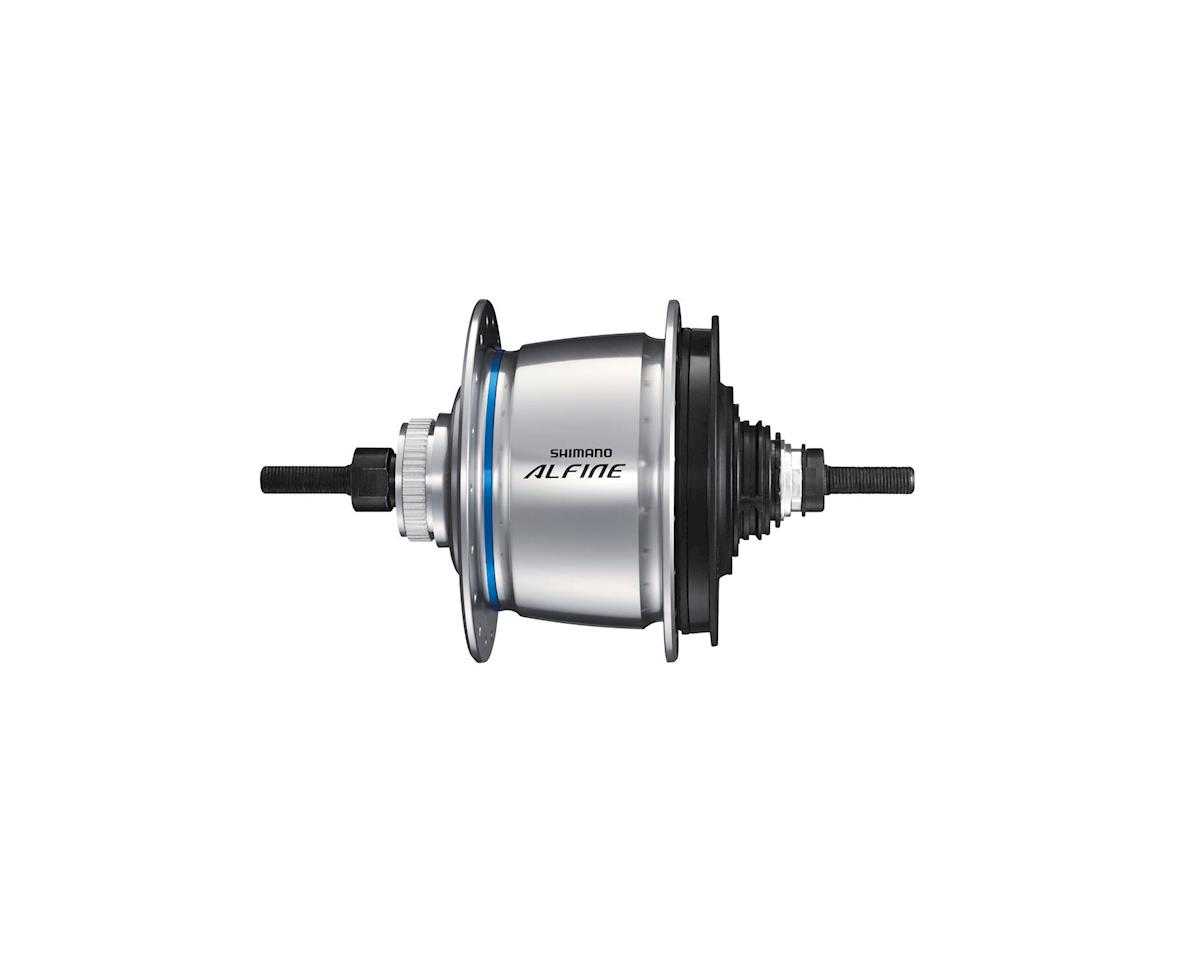 Shimano Alfine DI2 S505 Internal Hub - 8 speed (Black)