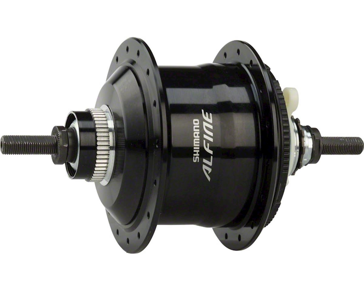 Shimano Alfine SG-S7001 Internally Geared Disc Brake Rear Hub (Black) (32H)