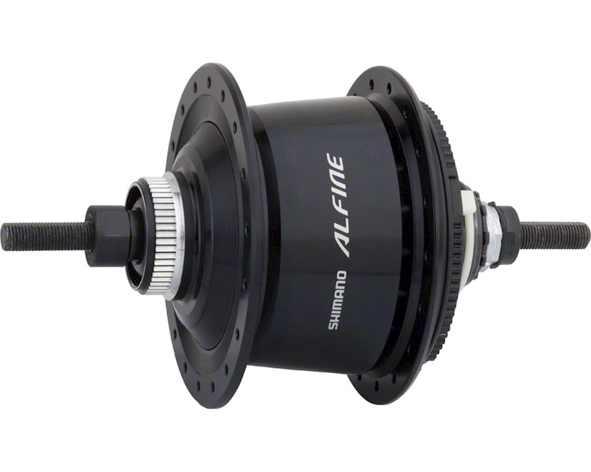 Shimano Alfine SG-S7001 Internally Geared Disc Brake Rear Hub (Black) (36H)