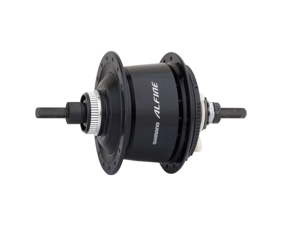 Shimano Alfine SG-S7001 Internally Geared Disc Brake Rear Hub (Black) (32H)
