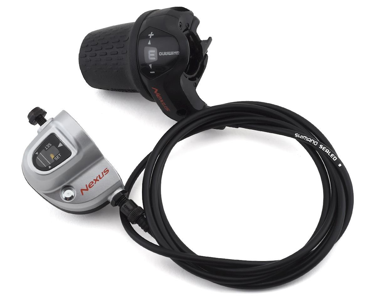 Shimano Nexus SL-3S42 3-Speed Revo Shifter and Bell Crank