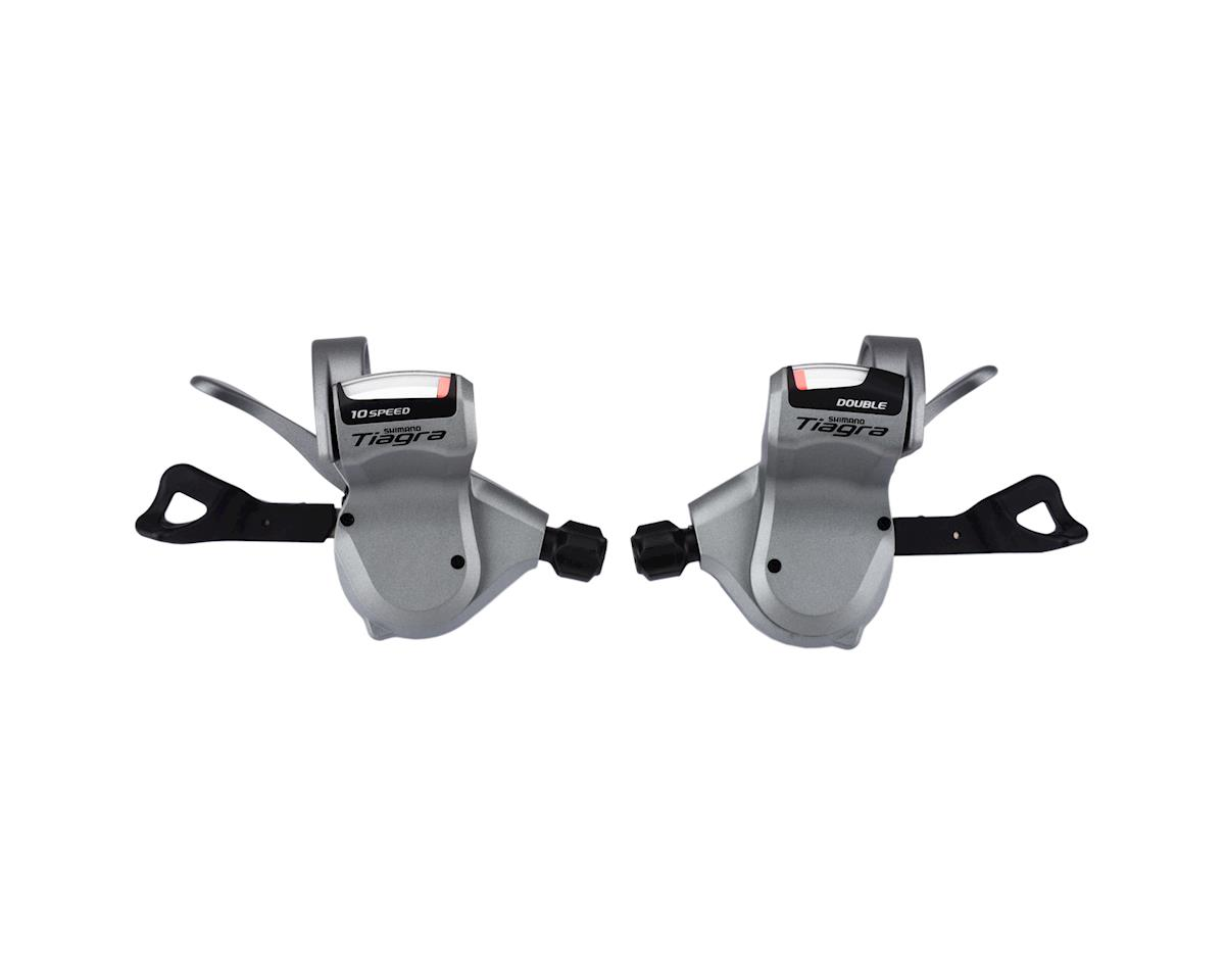 Shimano Tiagra SL-4600 2x10-Speed Flat Bar Road Shifter Set