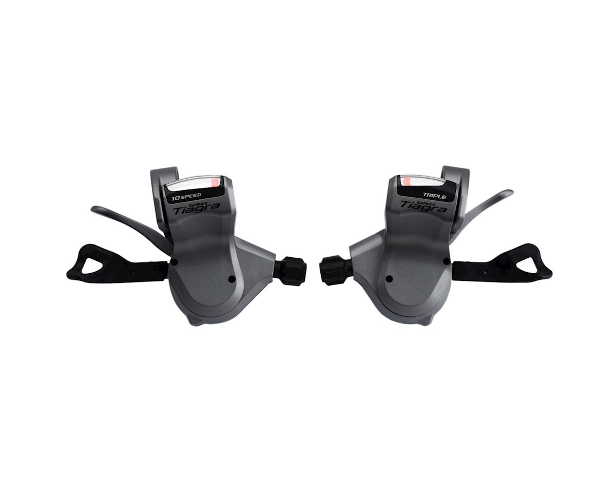 Shimano Tiagra SL-4603 3x10-Speed Flat Bar Road Shifter Set