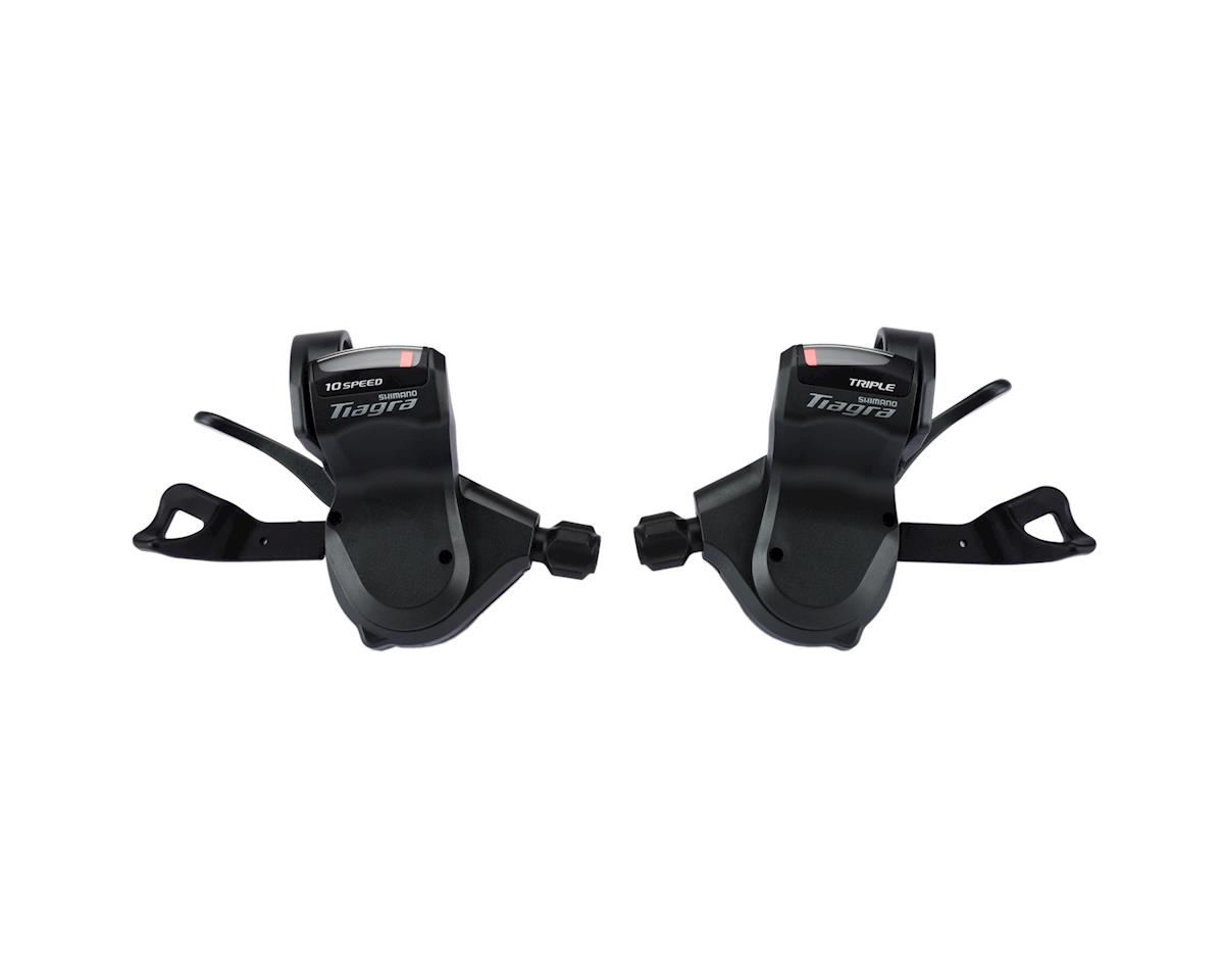 Shimano Tiagra SL-4703 3x10-Speed Flat Bar Road Shifter Set