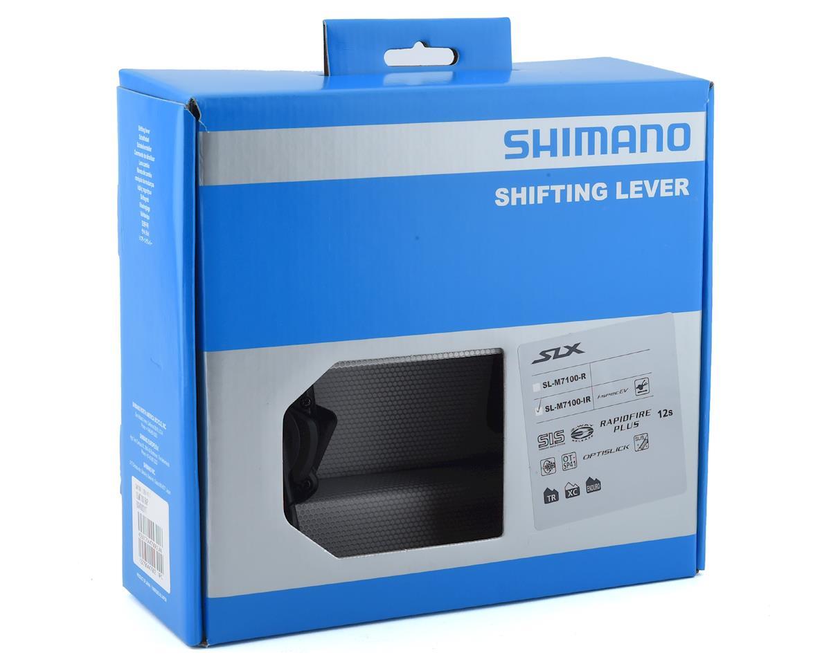 Image 3 for Shimano SLX SL-M7100-IR 12-Speed Rear Trigger Shifter (I-SPEC EV)