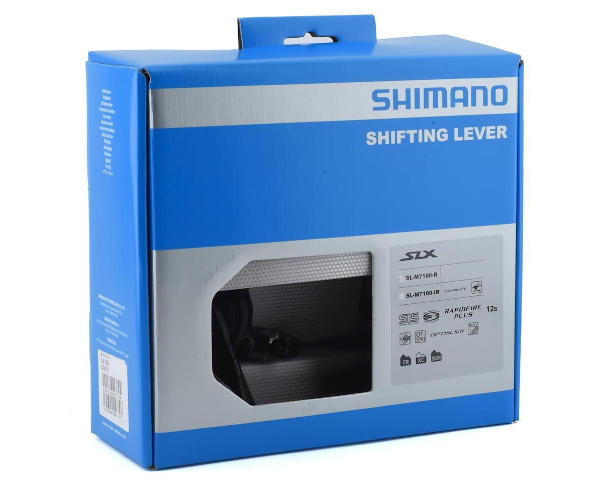 Shimano SLX SL-M7100-R 12-Speed Rear Trigger Shifter (Clamp Band)