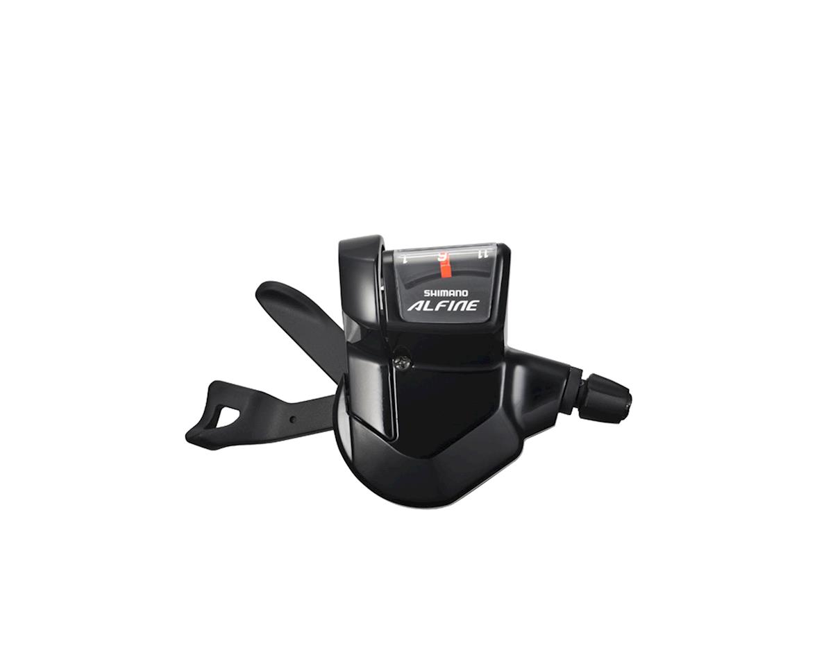 Shimano Alfine SL-S700 11-Speed Rapidfire Shifter (Black)