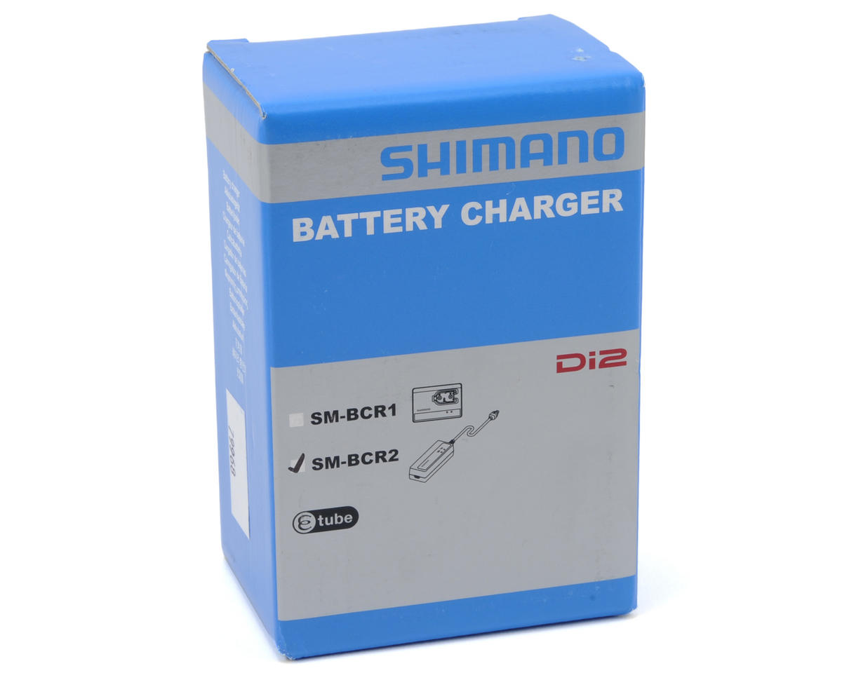 Shimano SM-BCR2 Battery Charger For SM-BTR2 Internal Battery
