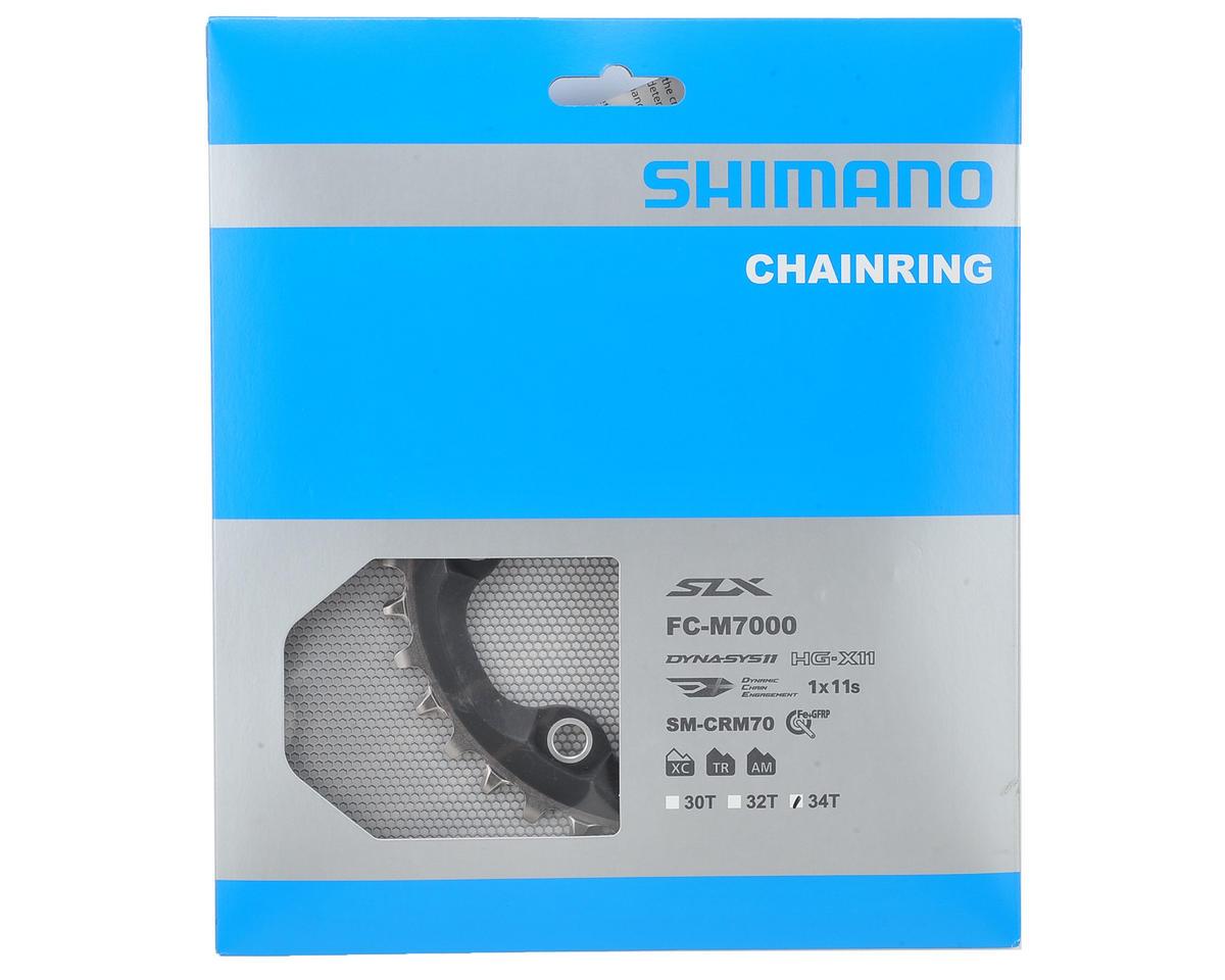 Shimano SLX FC-M7000 1x11 4-Bolt Chainring (96mm BCD) (34T)