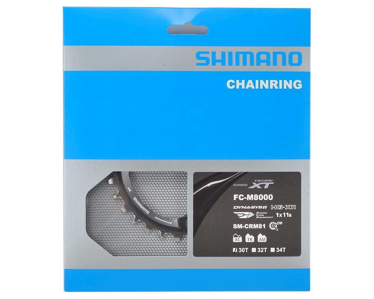 Shimano XT M8000 SM-CRM80 1x Chainring (30T)