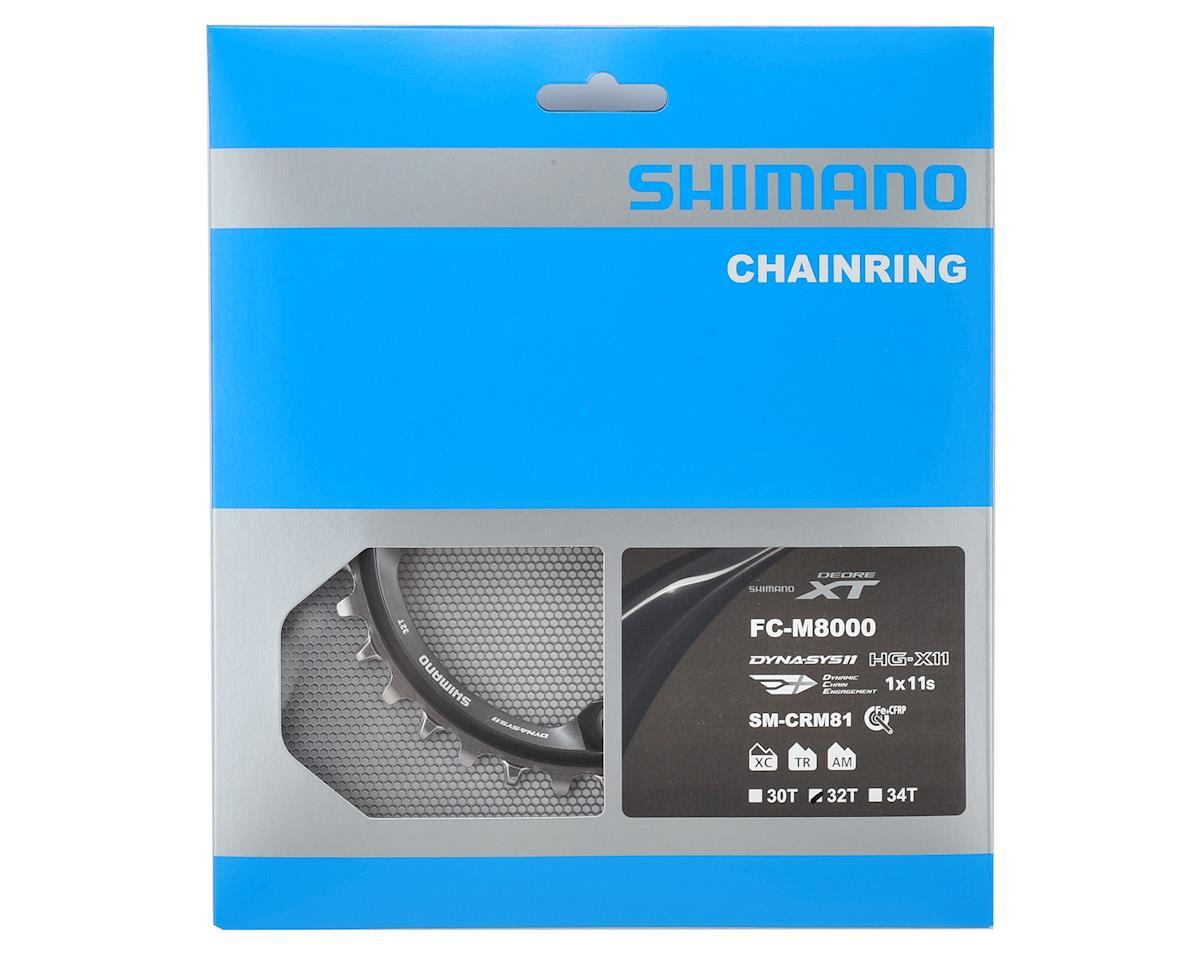 Shimano XT M8000 SM-CRM80 1x Chainring (32T)
