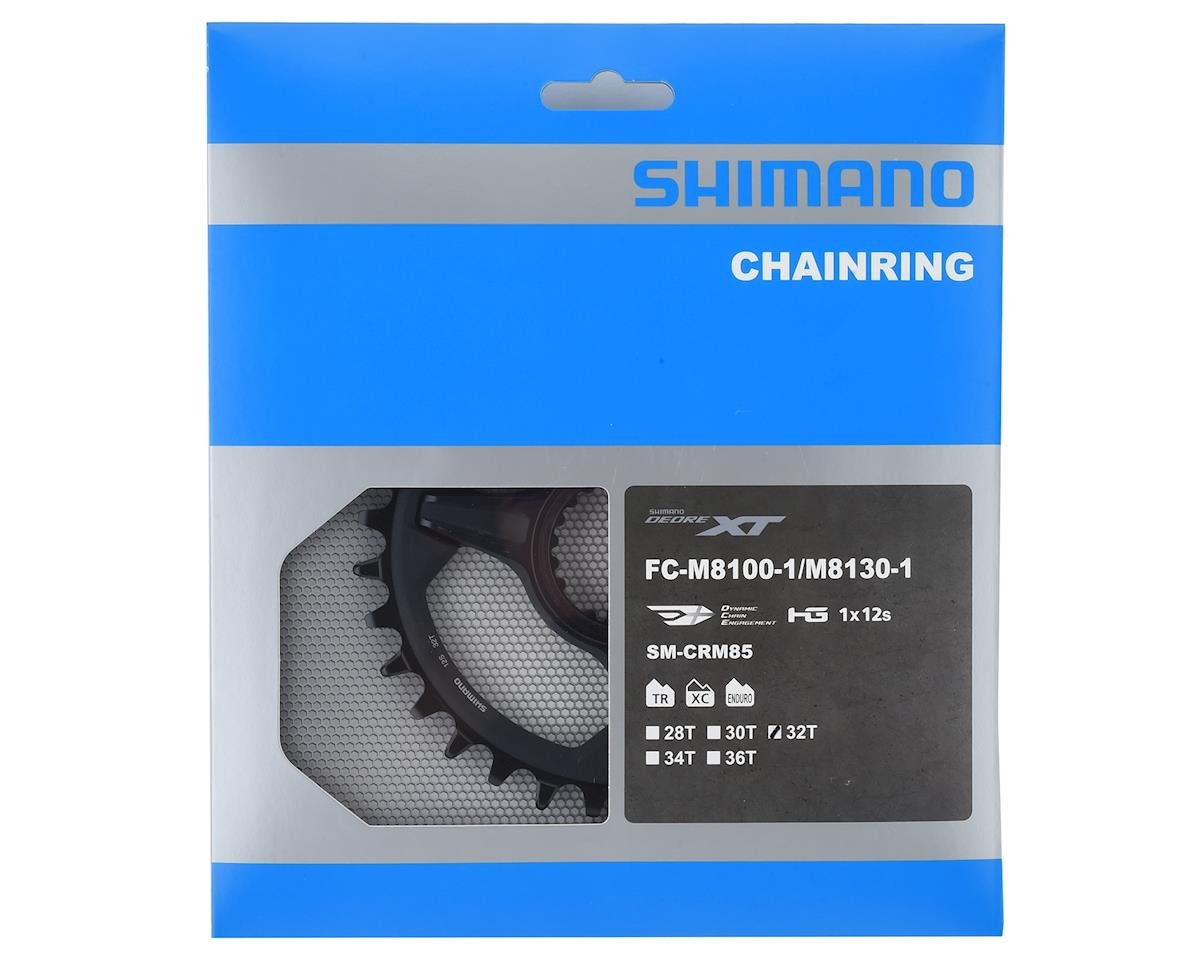 Shimano Deore XT SM-CRM85 1x Chainring (Direct Mount) (32T)