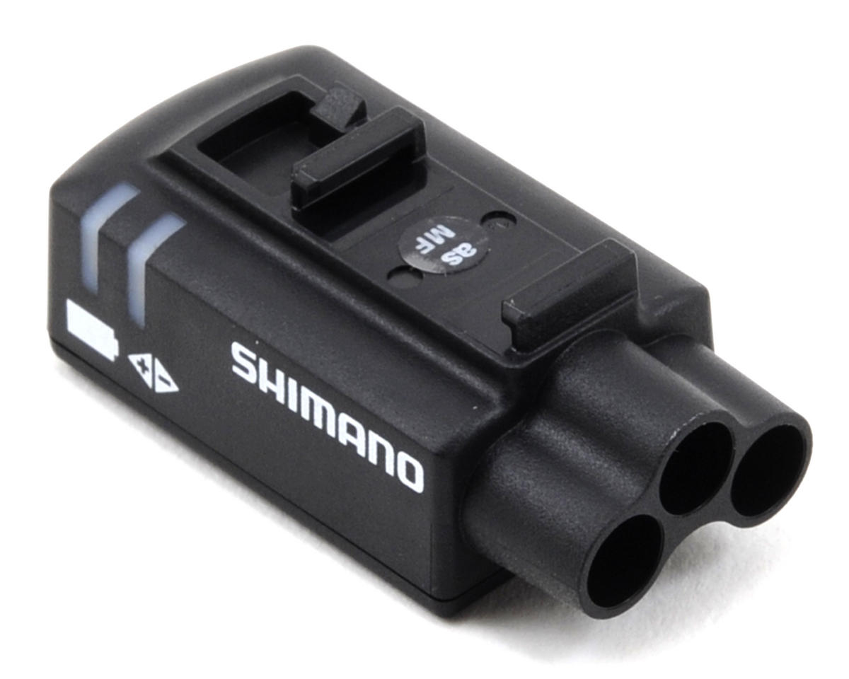 Shimano Di2 E-Tube Junction Box A (3 Port) [ISMEW90A] | Parts - AMain Cycling