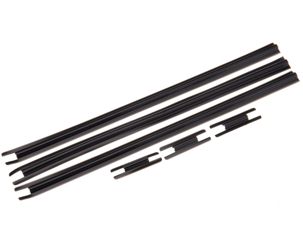 Shimano SD50 E-Tube Di2 Wire Cover (Black) on
