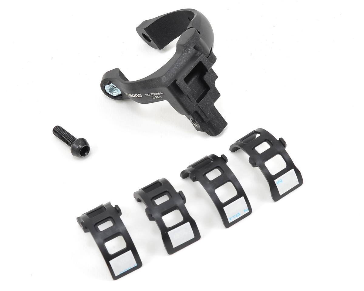 Shimano Adapter For XTR Di2 Front Derailleur Mount (High Clamp)