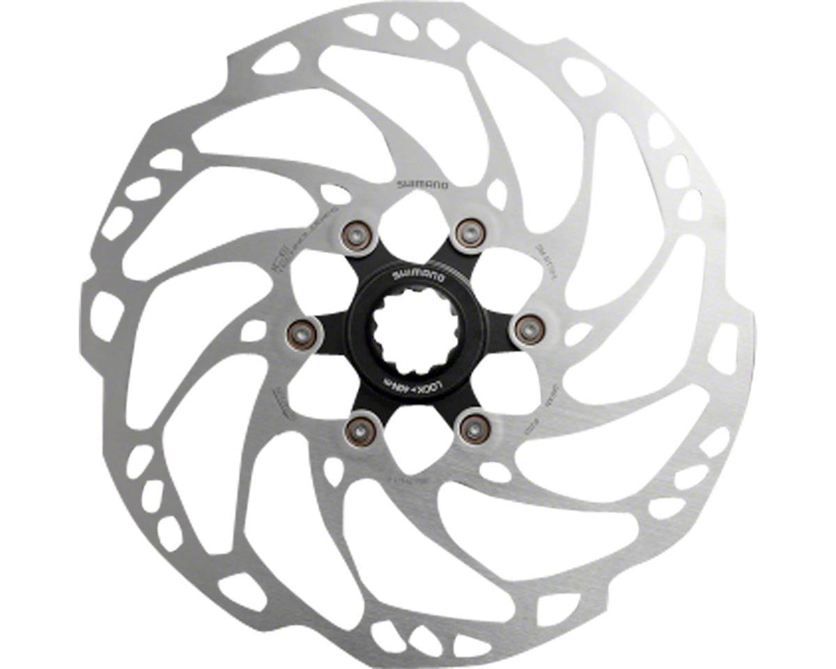 Shimano SLX RT70L IceTech Disc Brake Rotor (Centerlock) (203mm)