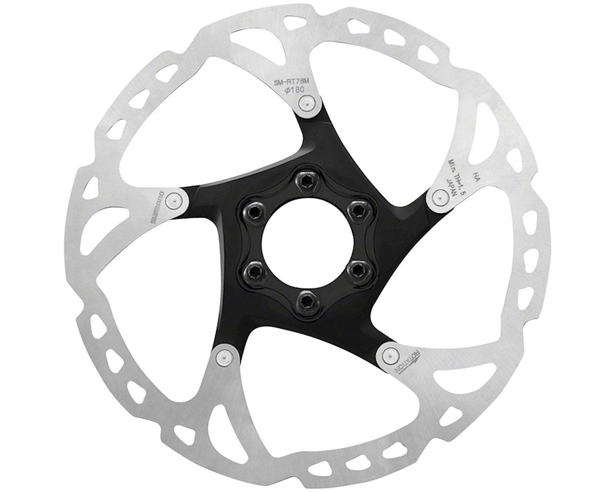 Shimano Zee SM-RT76 Disc Brake Rotor (6-Bolt) (203mm)