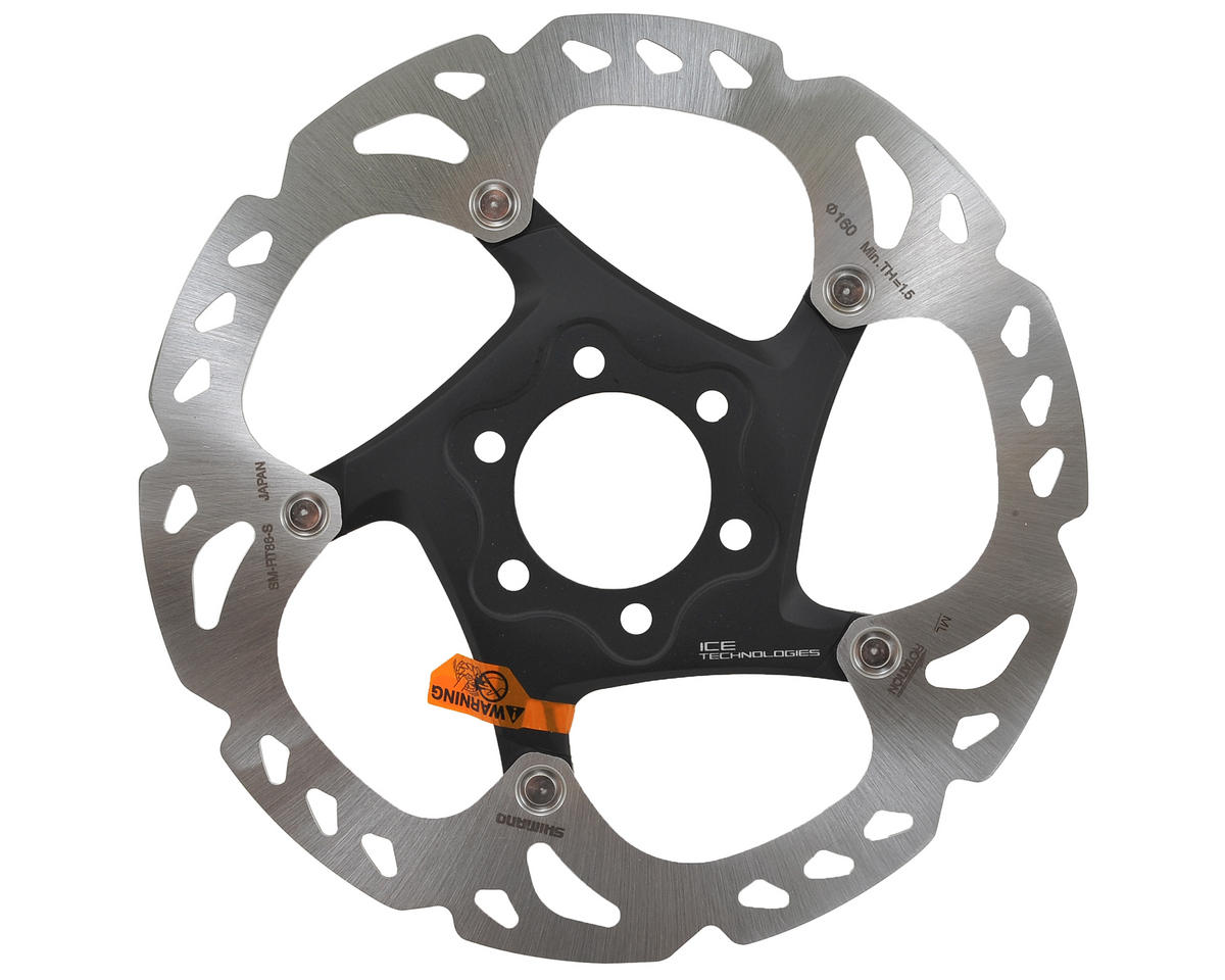 Shimano XT RT86 Icetech Disc Brake Rotor (6-Bolt) (160mm)