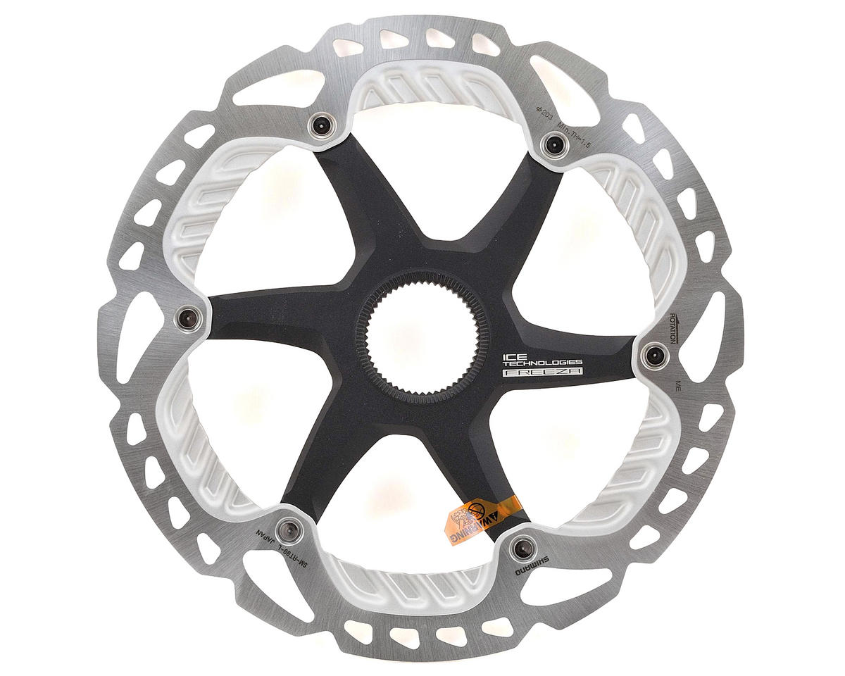 Shimano XTR/Saint SM-RT99 Ice-Tech Center Lock Freeza Brake Rotor (203mm)