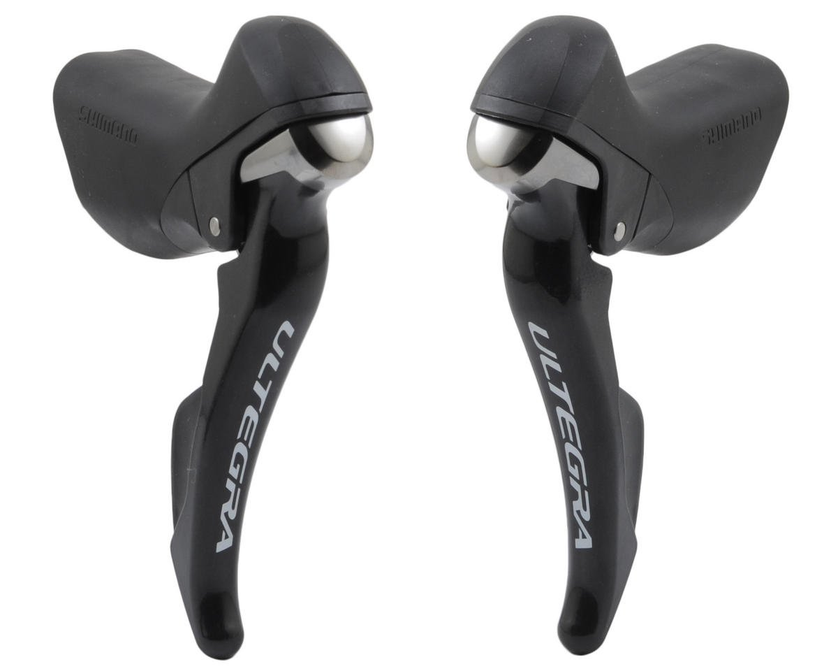SCRATCH & DENT: Shimano Ultegra ST-6800 Shift/Brake Lever Set