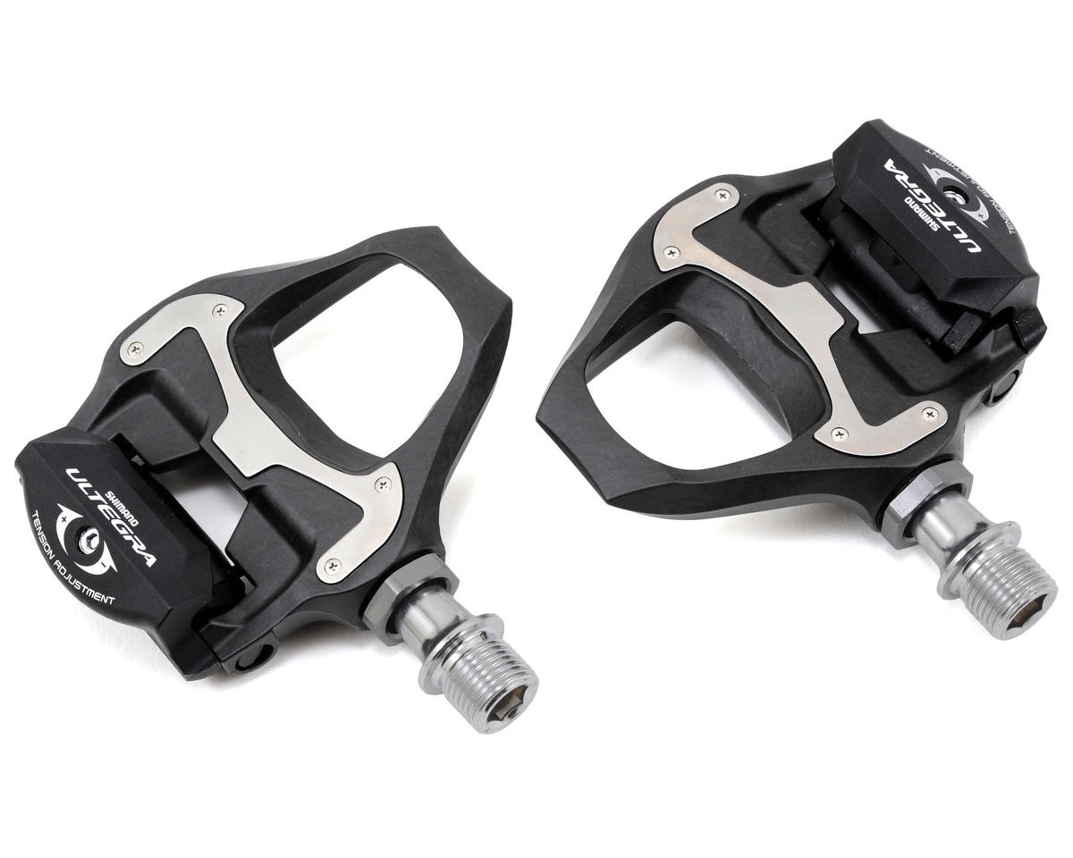 Shimano Ultegra PD-6800 Carbon SPD-SL Road Pedals w/SM-SH11 Cleats
