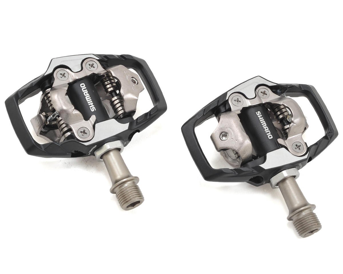 Shimano PD-M785 XT Trail SPD MTB Pedals (Black/Silver)