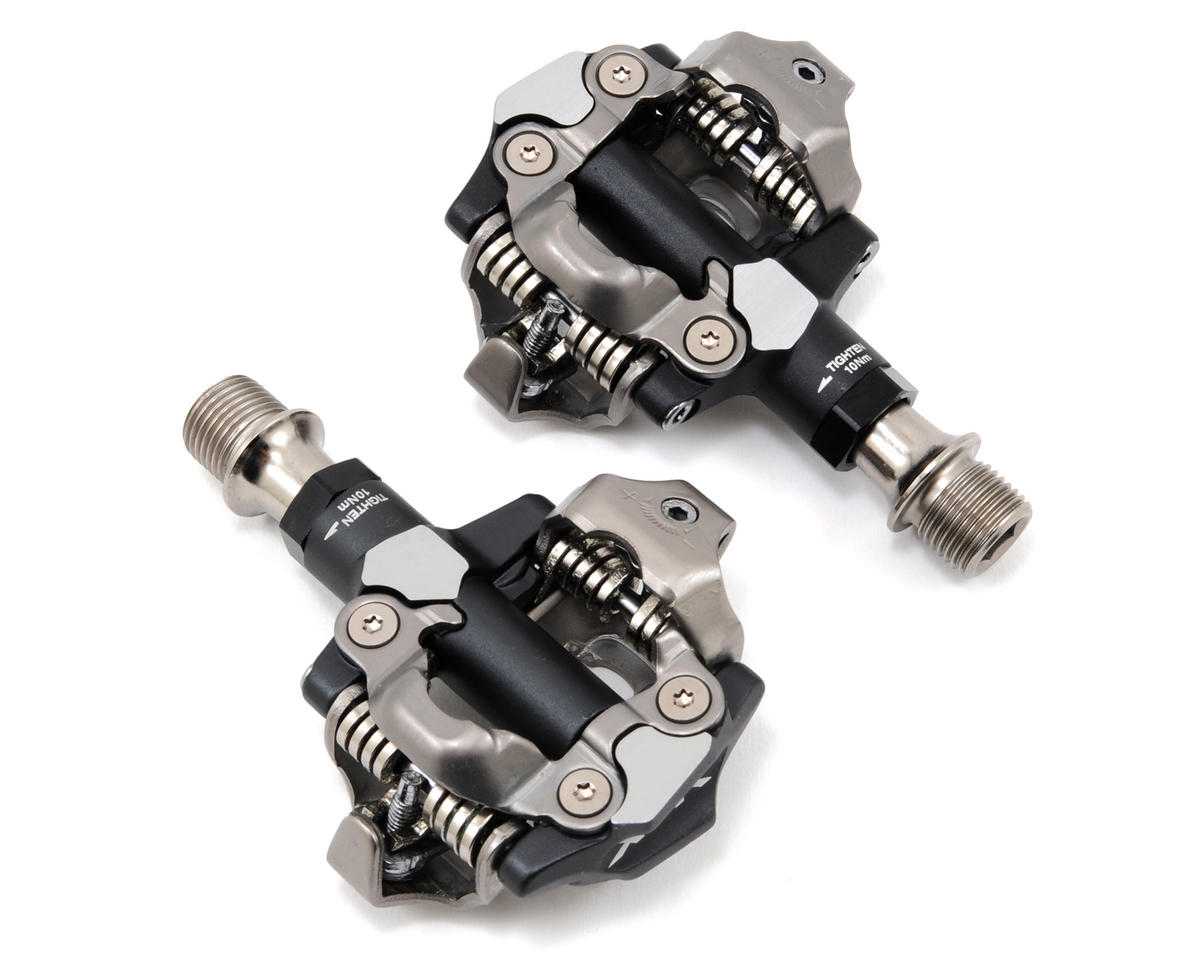Shimano XTR PD-M9000 Race SPD Mountain Pedals w/SM-SH51 Cleats