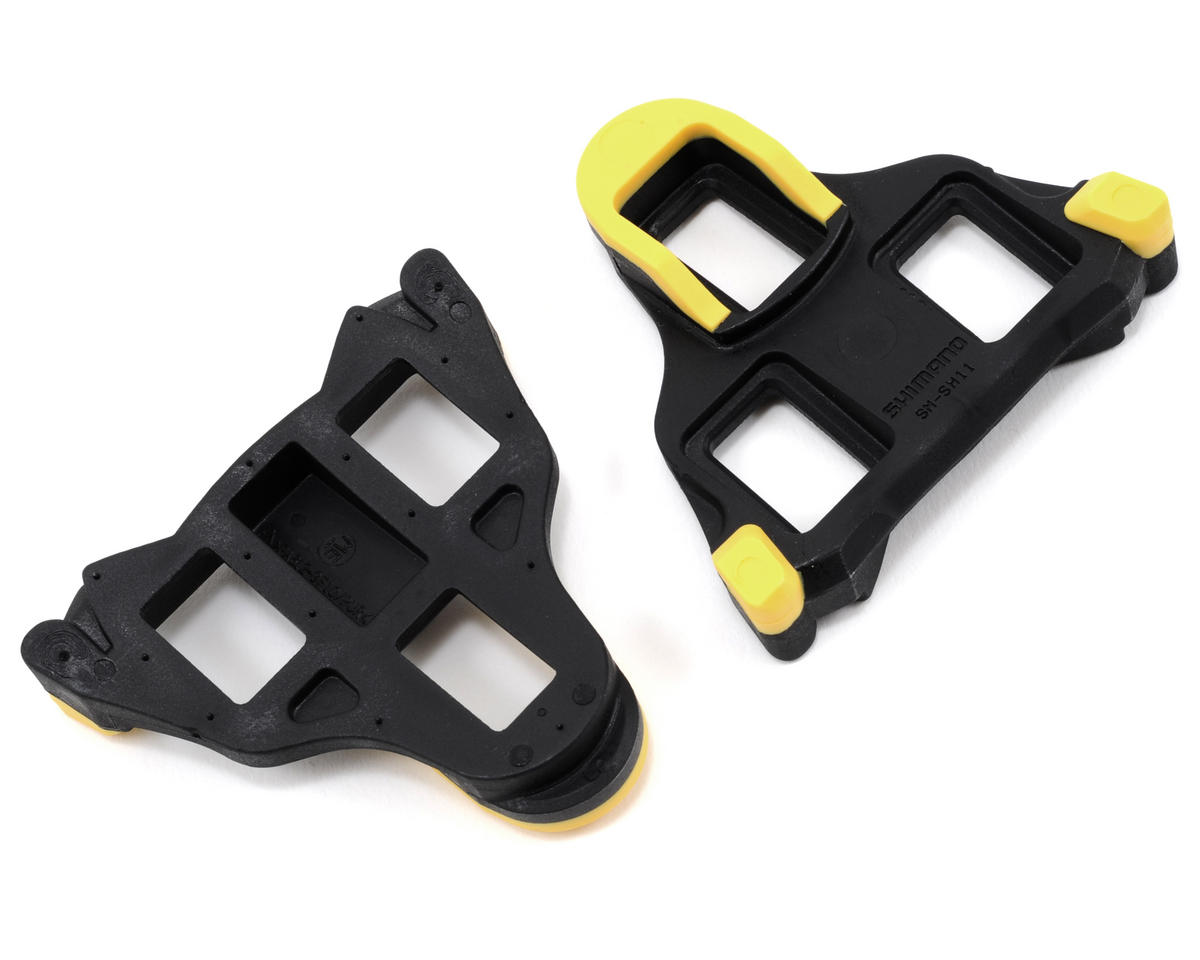3b734eb9335 Shimano PD-R540 Aluminum SPD-SL Road Pedals w/SM-SH11 Cleats (White) [PD- R540-WH] | Parts - Nashbar