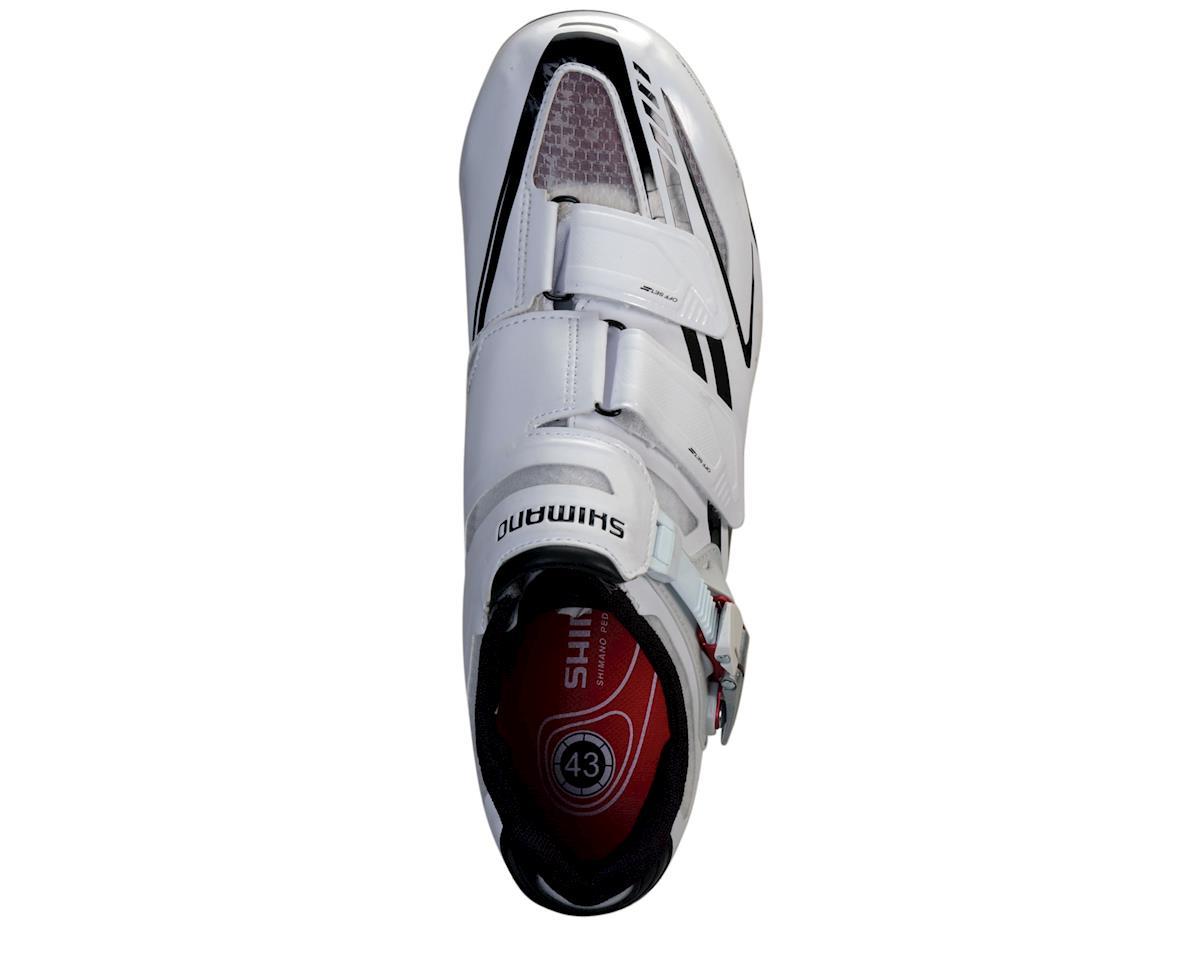 Shimano SH-R170 Road Shoes (White) (48)