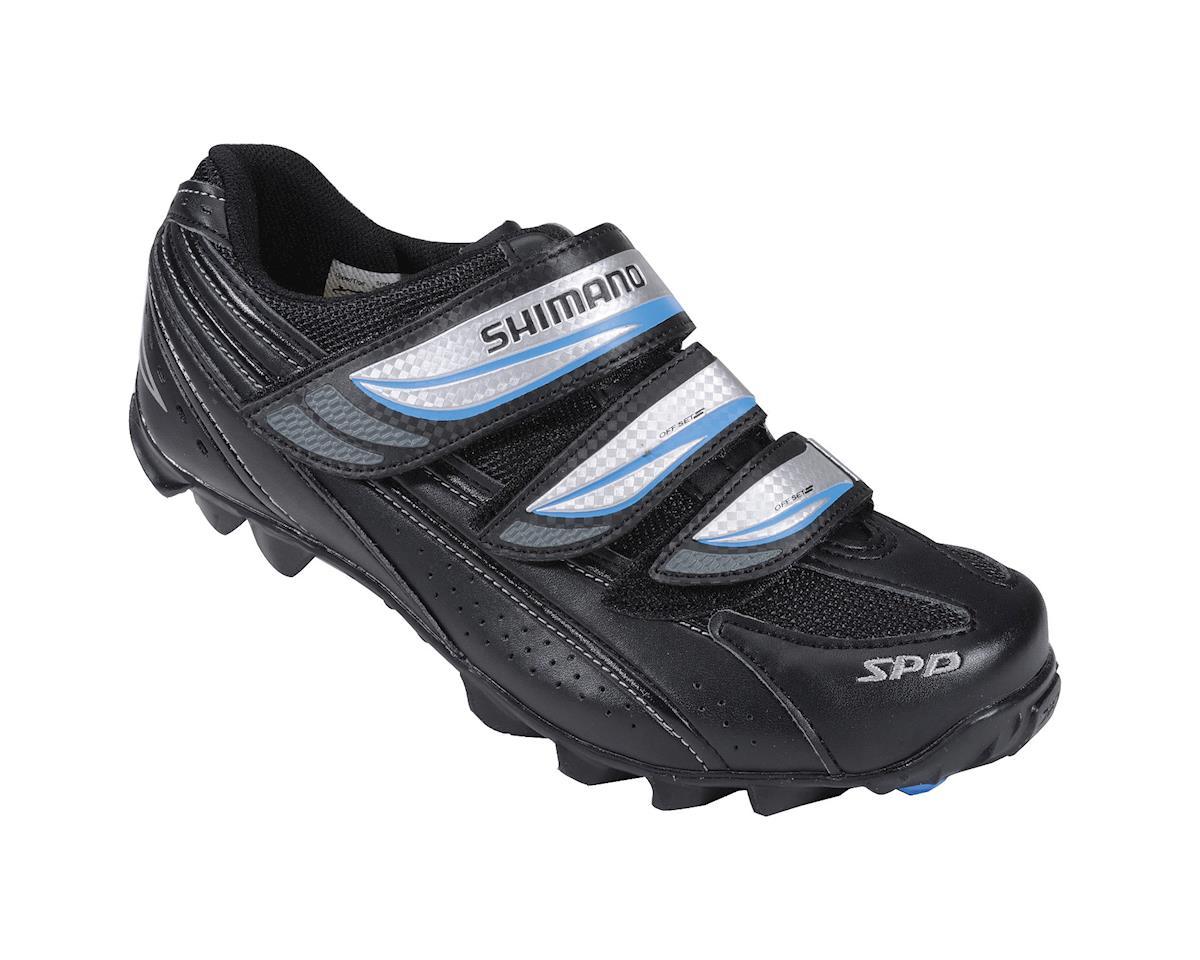 Shimano Women's SH-WM51 MTB Shoes (Black) (43)