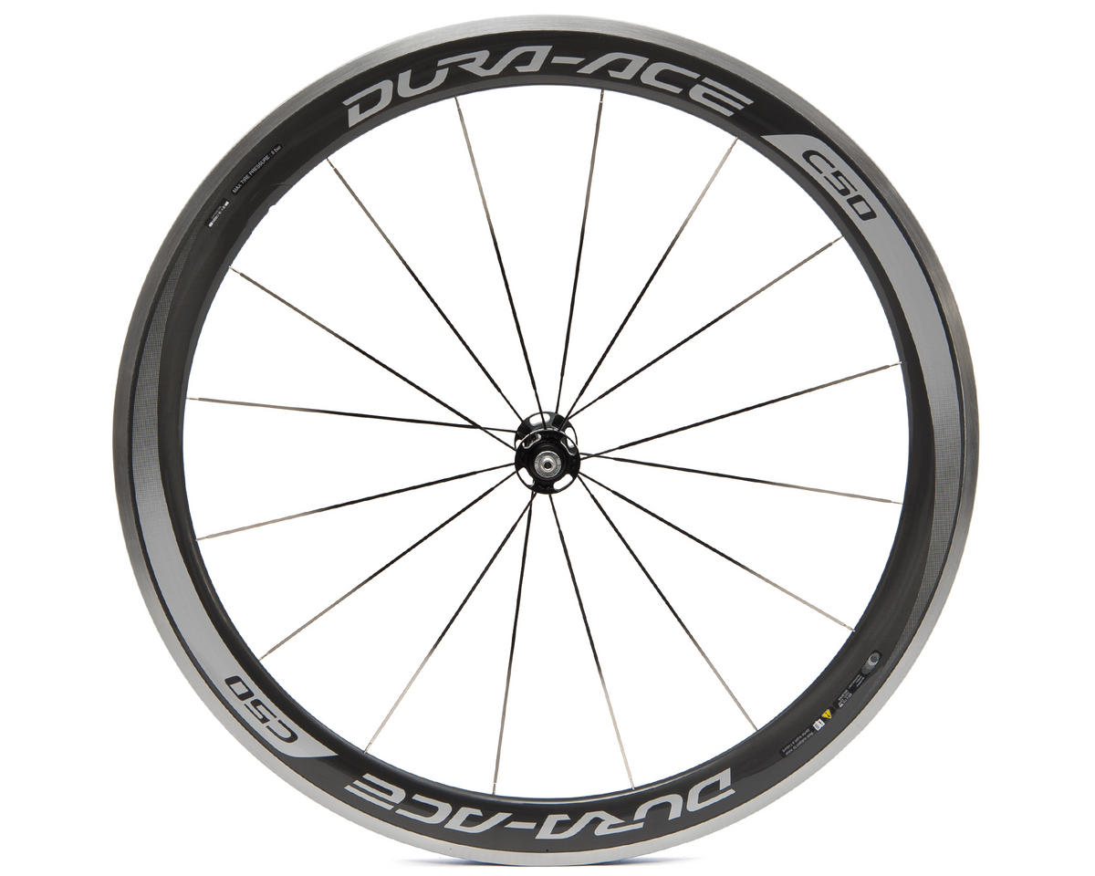 Shimano Dura-Ace WH-9000 C50 Wheel Set (Clincher)