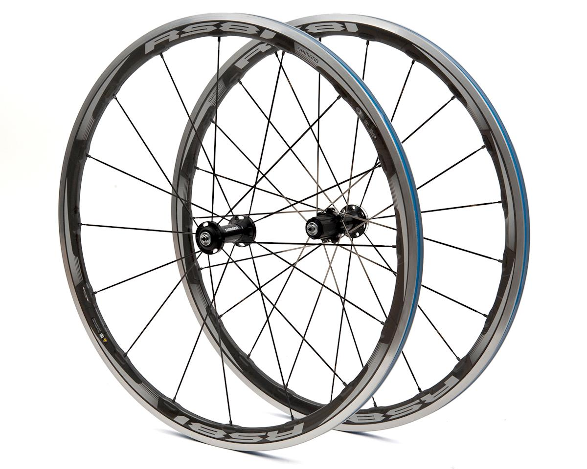Shimano WH-RS81 C35 Clincher Wheel Set