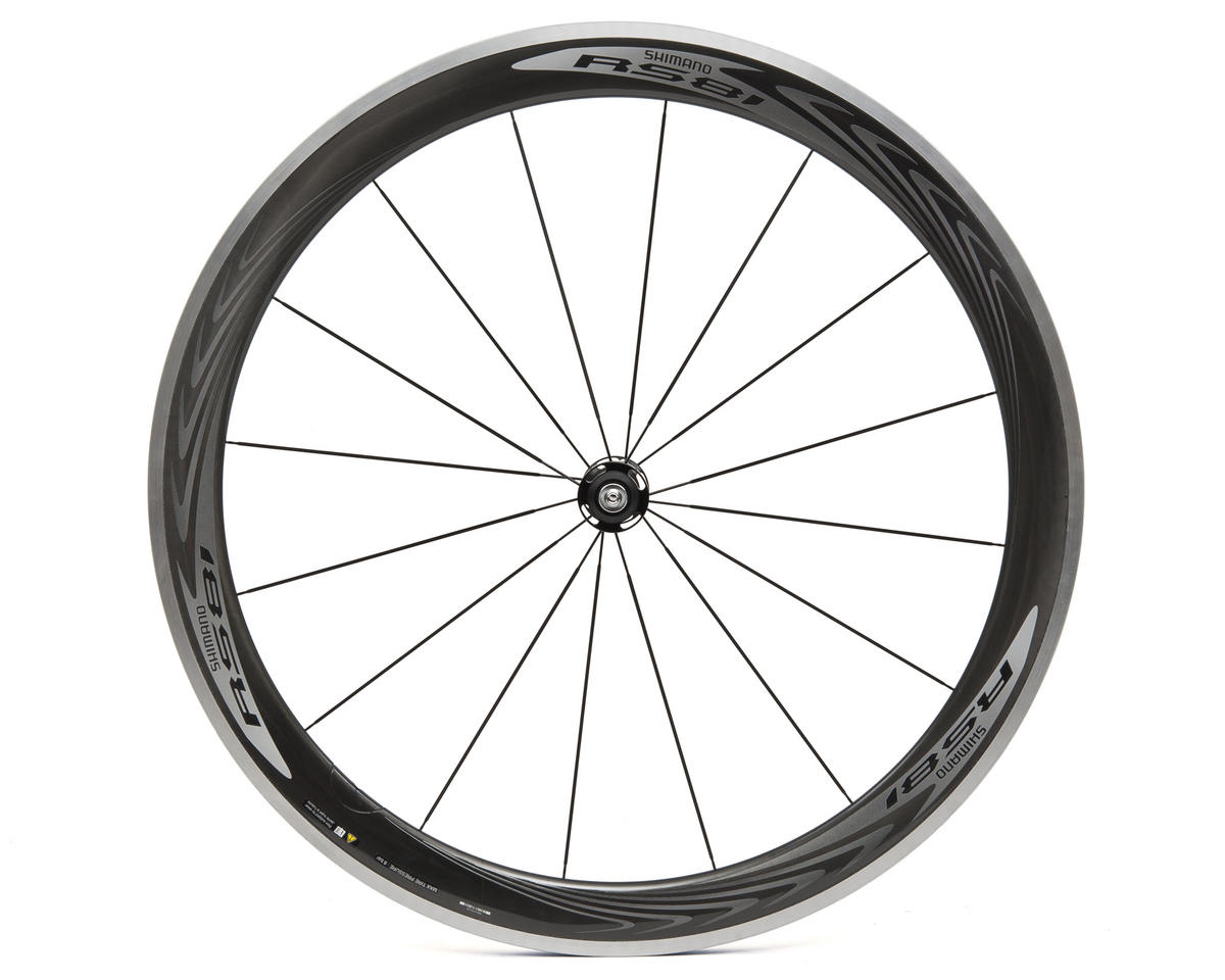 Image 2 for Shimano WH-RS81 C50 Clincher Wheel Set